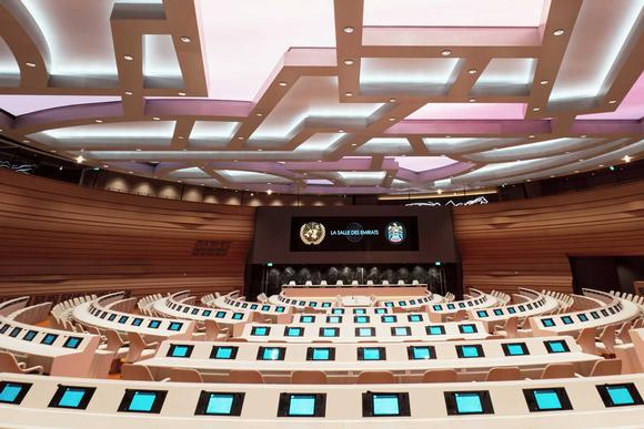 European United Nations Headquarters